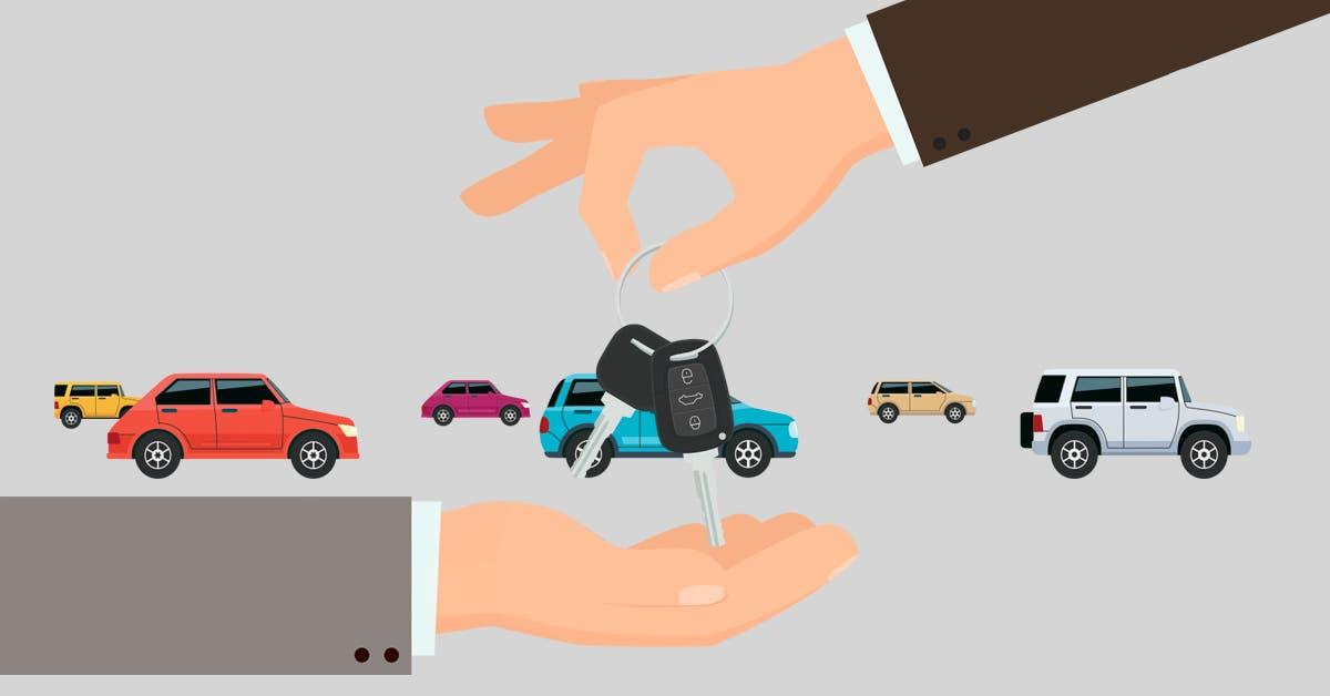 Renting es la nueva tendencia para andar en carro