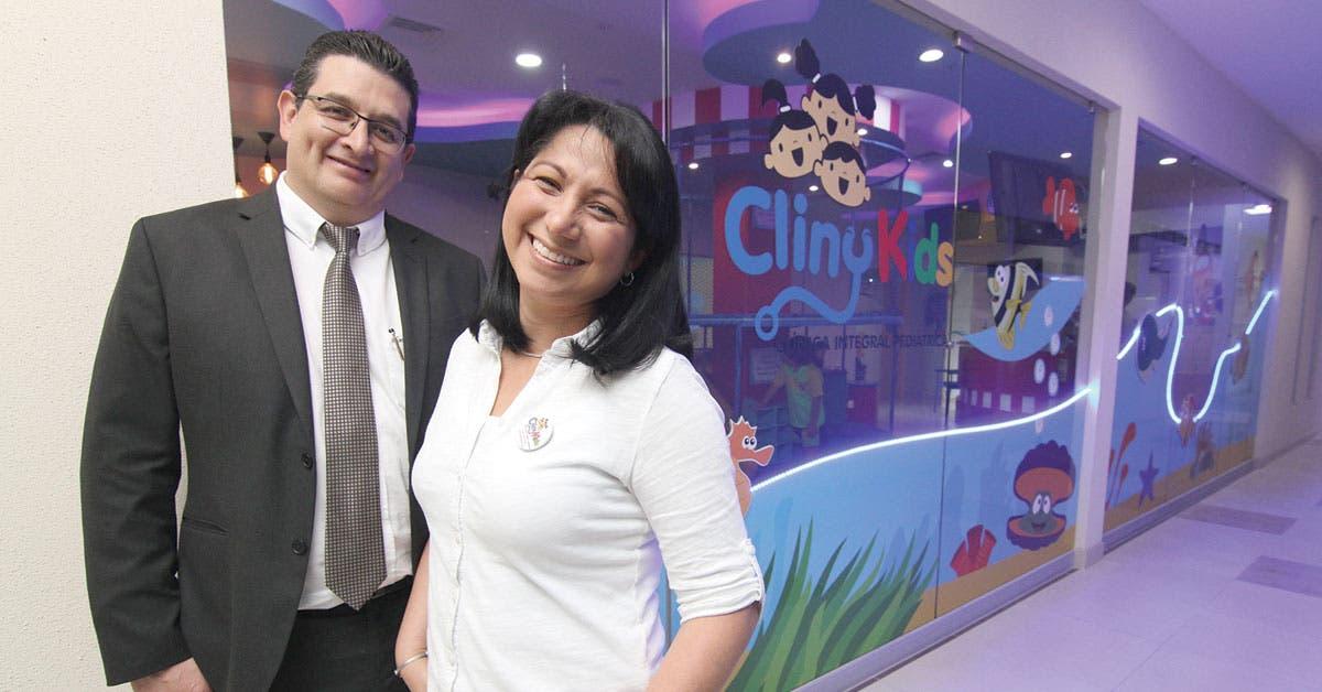 Clinykids promete que una visita al médico no sea motivo de temor ni aburrimiento
