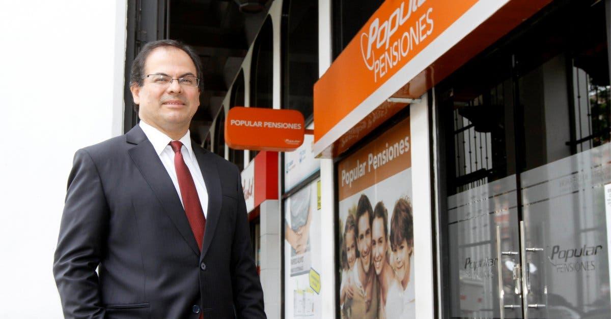 Marvin Rodríguez Calderón es el nuevo gerente general del Popular