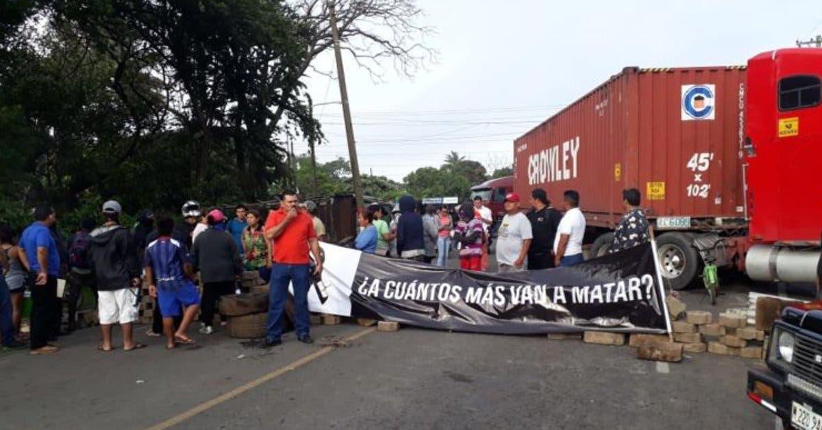Cámaras de comercio regional condenan actos de violencia en Nicaragua