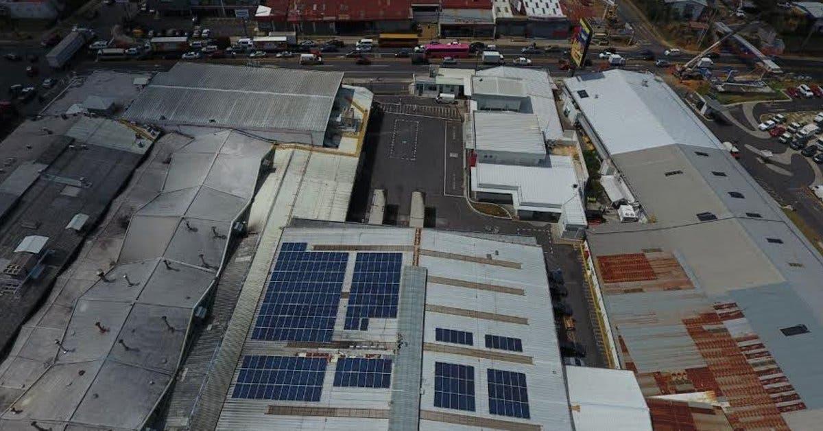 Pozuelo instaló paneles solares para generar energía