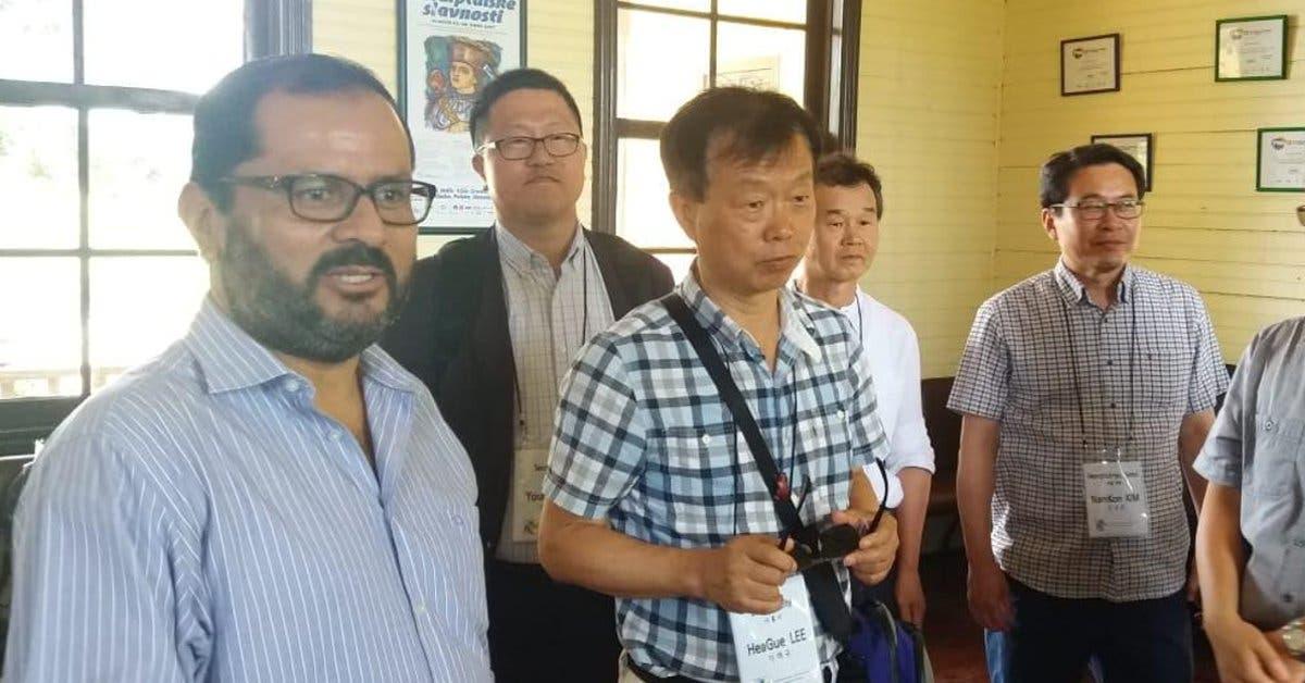 Cantón de Mora estrecha lazos con municipios de Corea del Sur