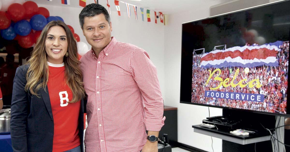 Belca lanzó menú especial para el Mundial