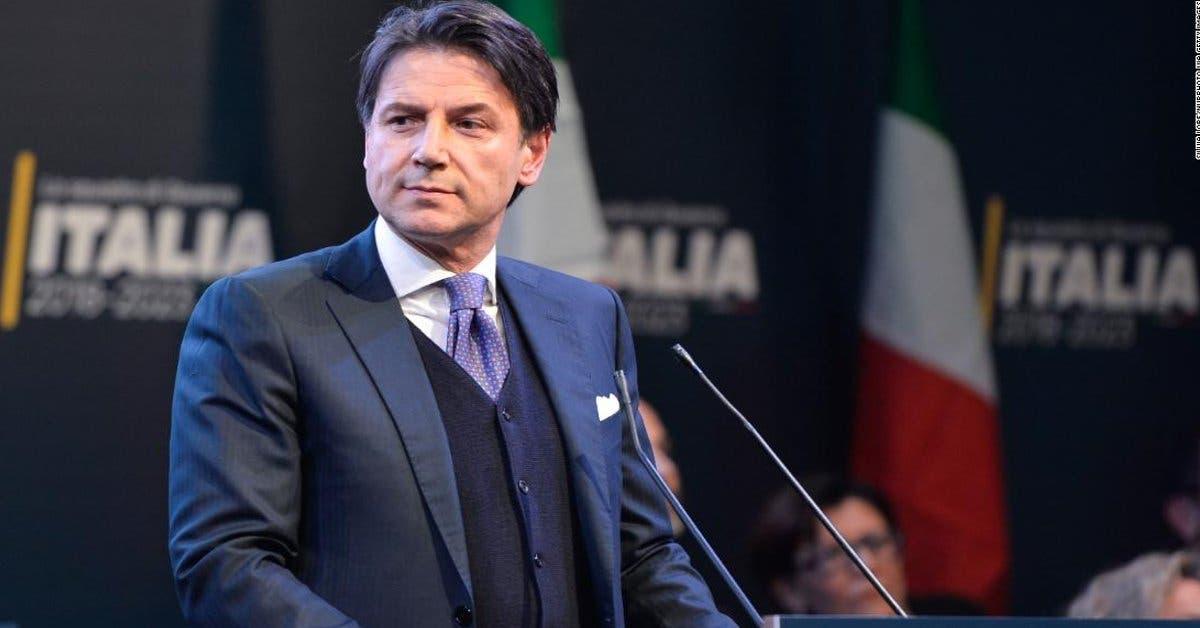 Nuevo Primer Ministro de Italia anunció su postura anti inmigración