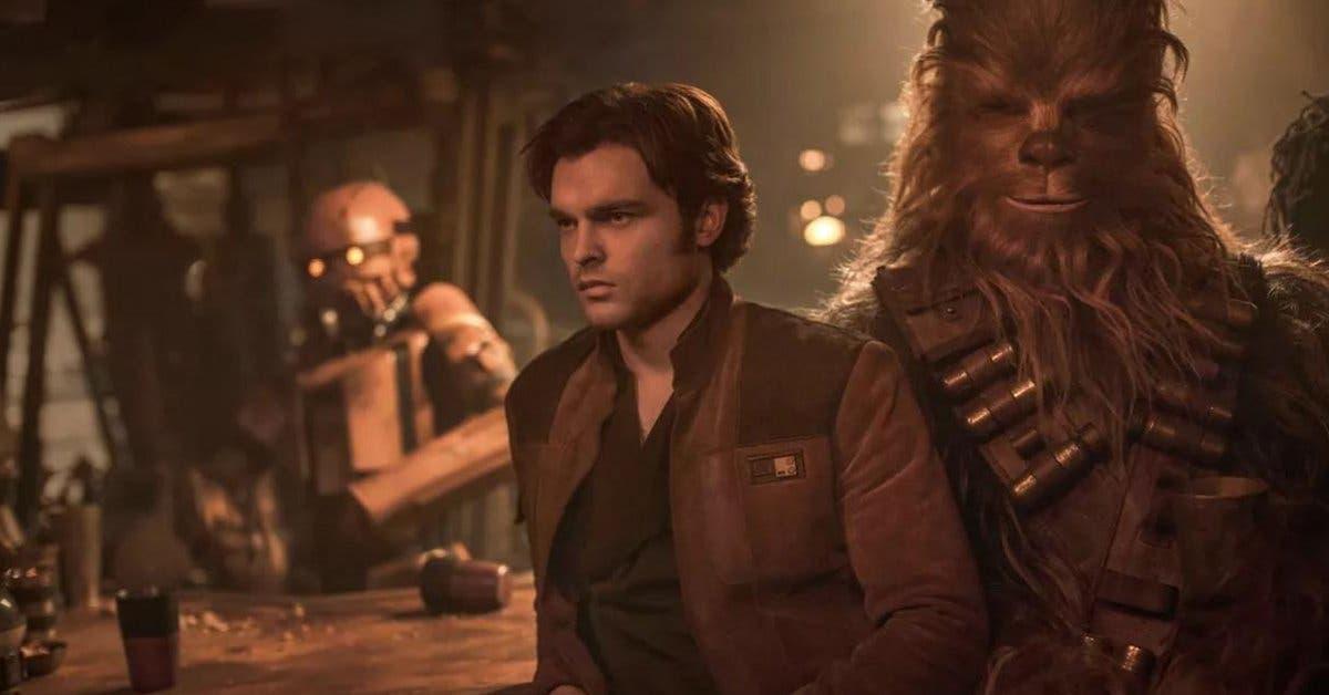 """""""Han Solo"""" podría generarle $50 millones de pérdidas a Disney"""
