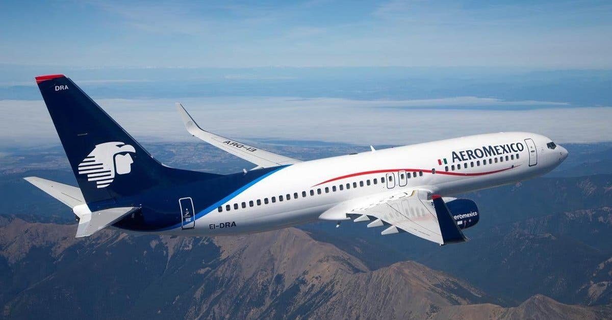 Aeroméxico iniciará vuelos directos desde el aeropuerto de Liberia