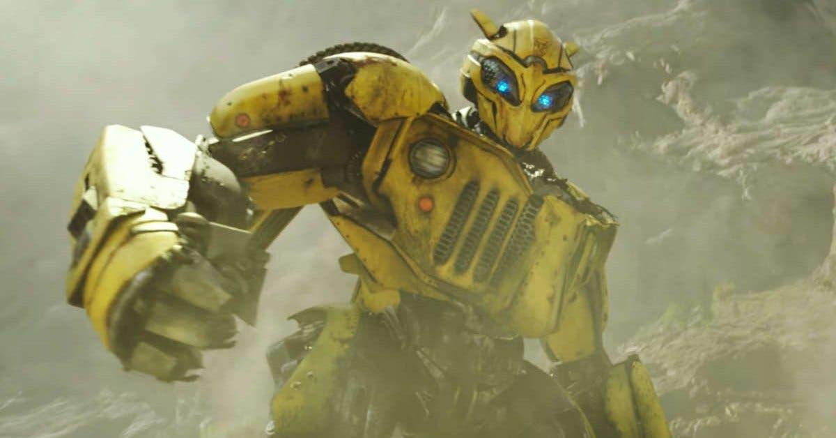 Adelanto de Bumblebee vuelve a llenar de emoción a los fanáticos de Transformers