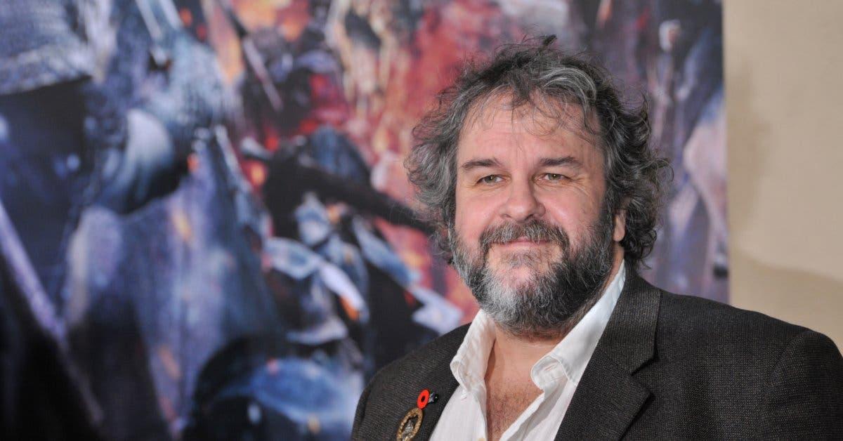 Peter Jackson no está involucrado en serie televisiva de El señor de los anillos
