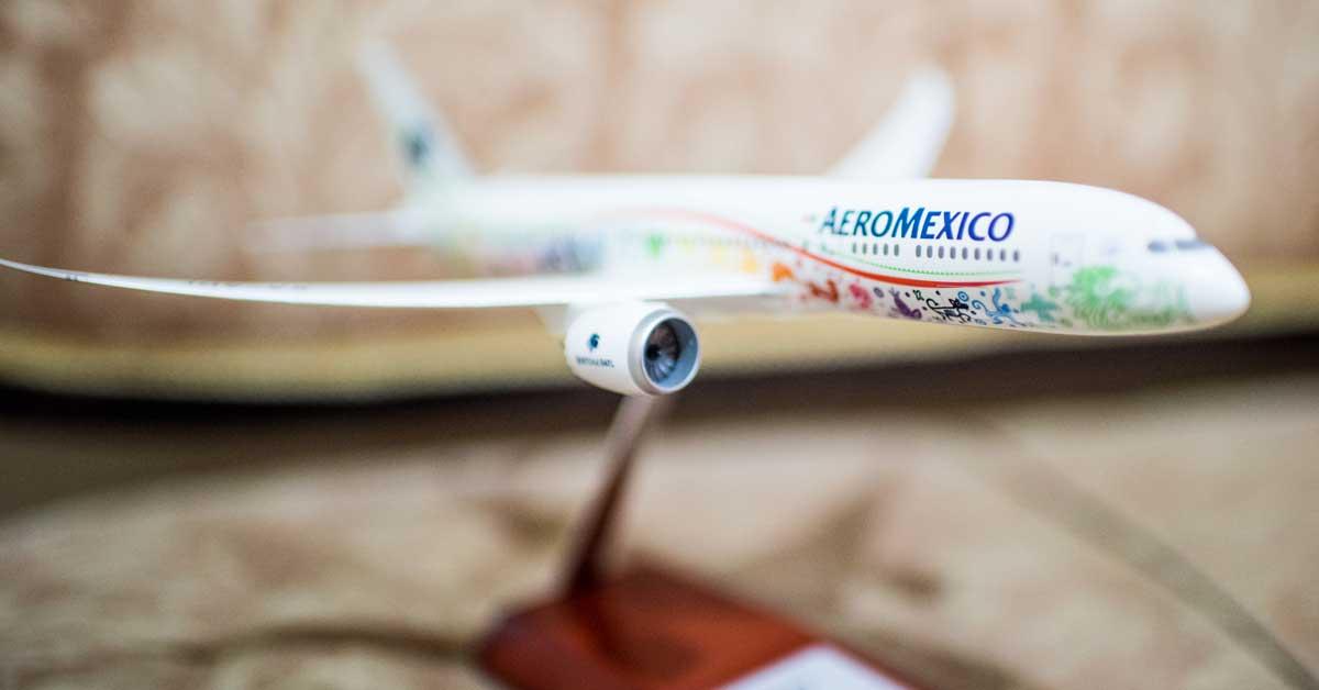 Aeroméxico consolidaría vuelos a Liberia en dos años
