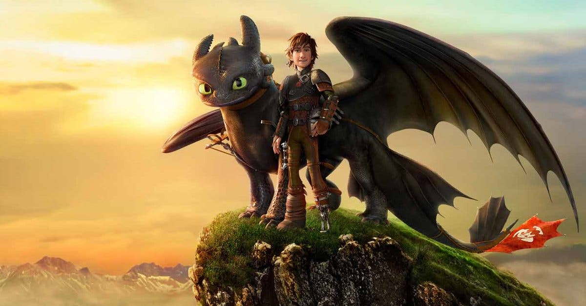 """DreamWorks lanza adelanto de  """"Cómo entrenar a tu dragón 3"""""""