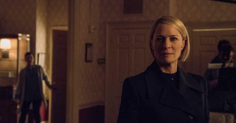 """Vea las primeras imágenes de la última temporada de """"House of Cards"""""""