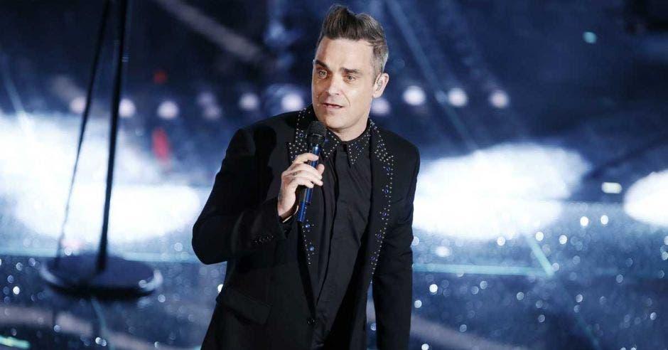 Robbie Williams cantará en la apertura del Mundial
