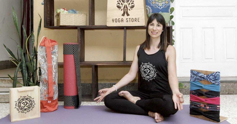 Yoga Store: Una casualidad que se convirtió en un negocio