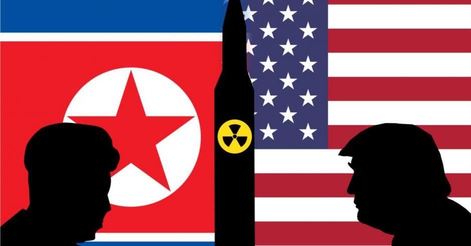 Mañana será la esperada reunión de Trump con Kim Jong-Un