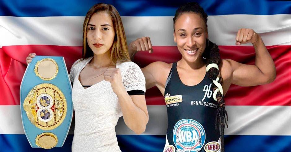 Yokasta Valle y Hanna Gabirels pelearán por el título mundial de su categoria.