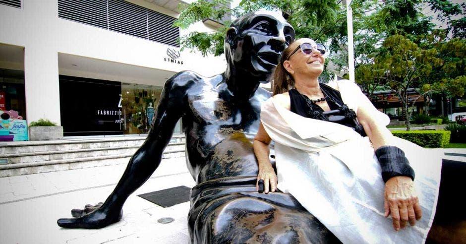 """Donna Karan: """"Mi sueño es crear algo más grande que yo"""""""