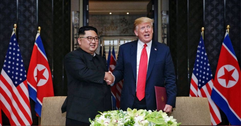 China le da su visto bueno a cumbre de Donald Trump y Kim Jong-Un