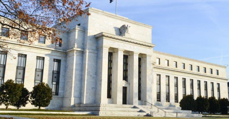Fachada Reserva Federal EE.UU.