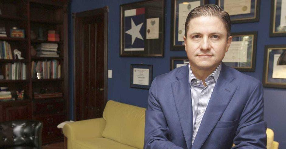 Jorge Calderón, vicepresidente de Asuntos Corporativos de Cargill.