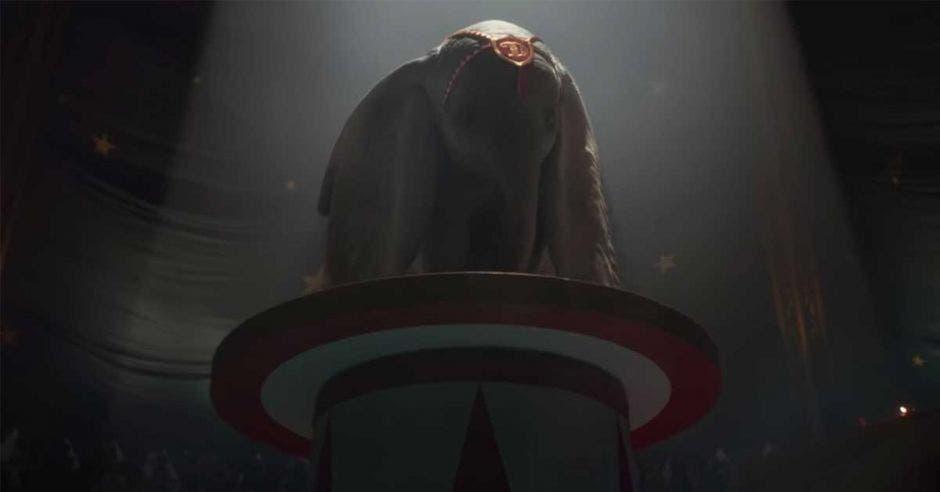Foto de la nueva película de Dumbo