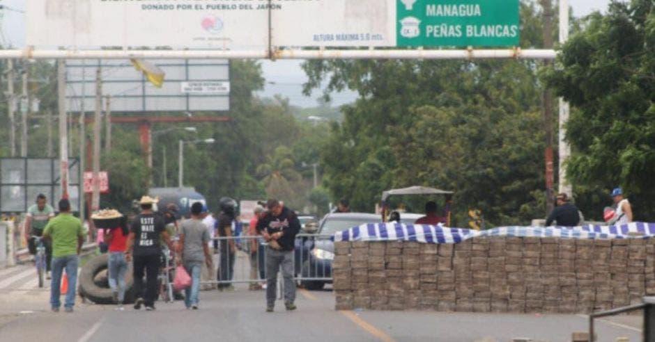 Gobierno busca opciones alternativas de transporte a Nicaragua