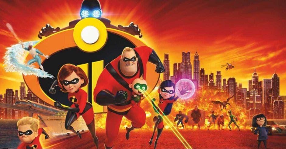 """¡Por fin! Hoy se estrena la película de """"Los Increíbles 2"""" en Costa Rica"""