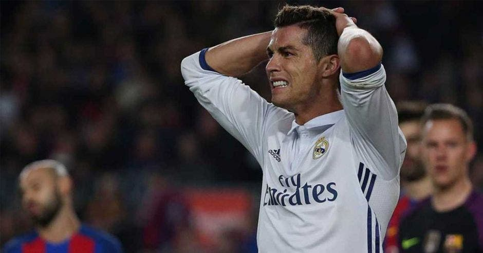 Cristiano Ronaldo aceptó dos años de cárcel y multa por delitos fiscales