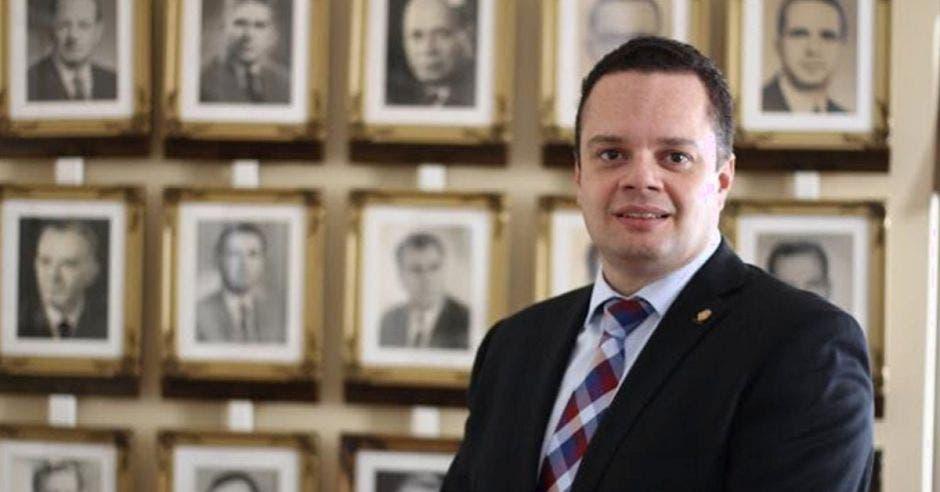 Gonzalo Ramírez en el Congreso