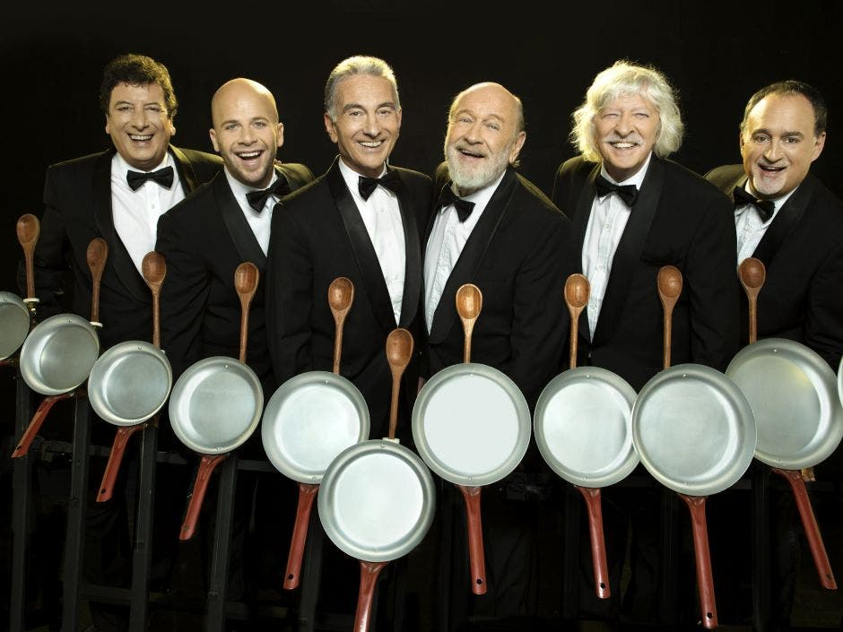 Les Luthiers regresan a Costa Rica