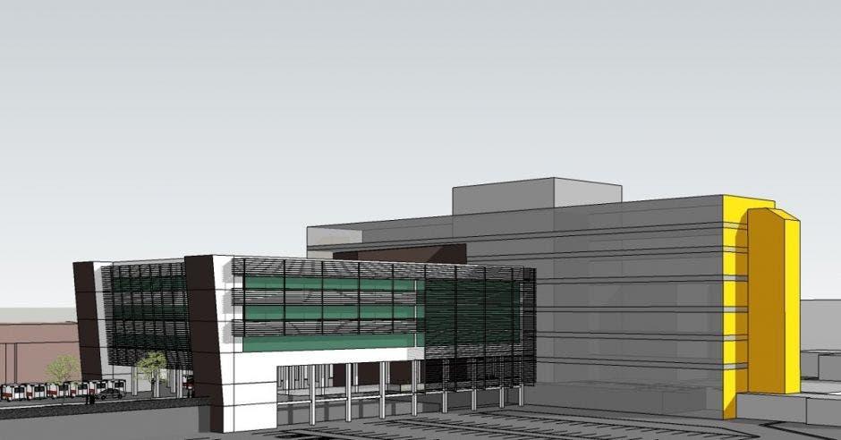 Nuevo edificio del Hospital México incluirá 21 quirófanos