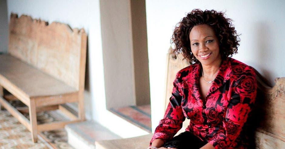 Epsy Campbell, ministra de Relaciones Exteriores.