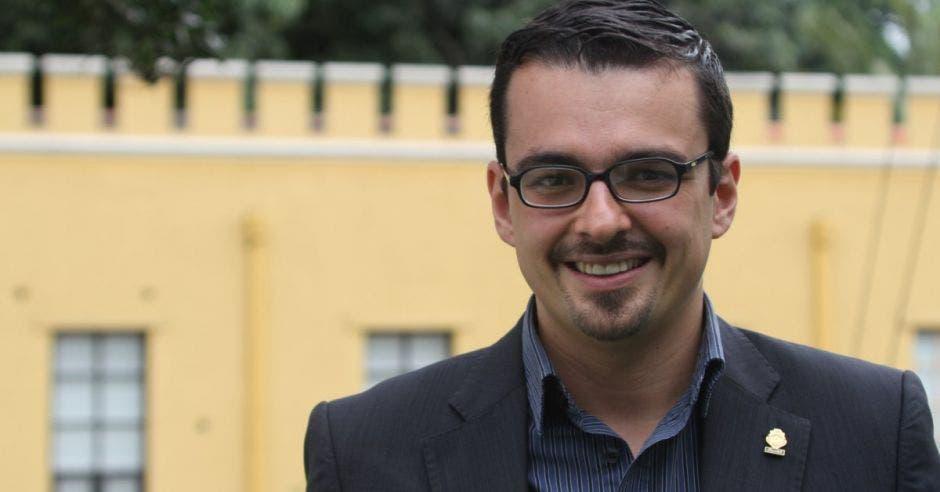 """José María Villalta: """"Si a un diputado no le gustan las críticas en redes, puede irse para la casa"""""""