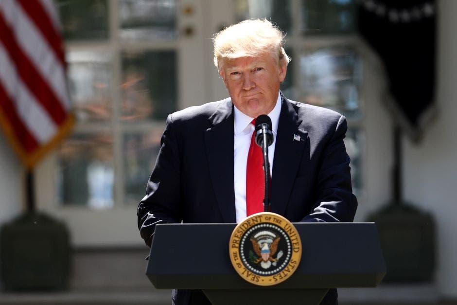 Trump le pondrá fin a separación de familias inmigrantes