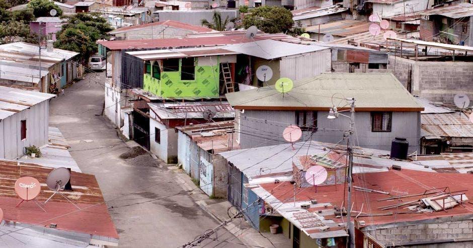 Costa Rica es el país con menos hogares informales del istmo