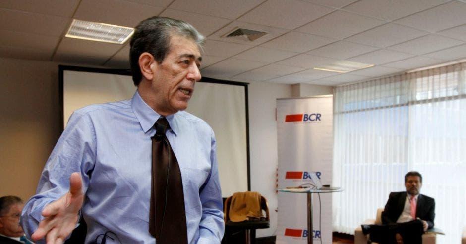 Mario Barrenechea, ex gerente general del BCR.