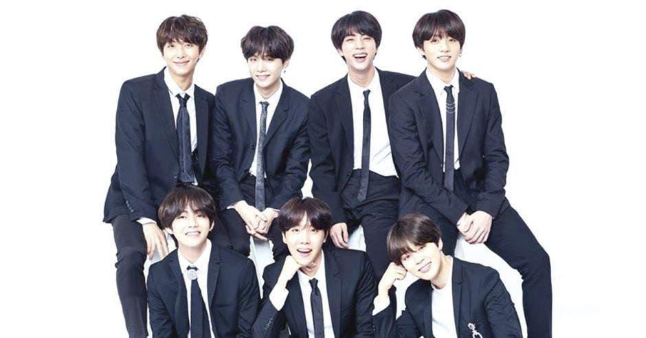 Grupo coreano BTS