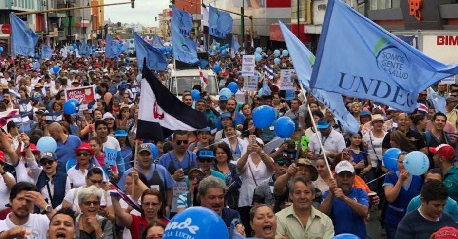 Caja trabaja en declaratoria de ilegalidad de huelga del próximo lunes