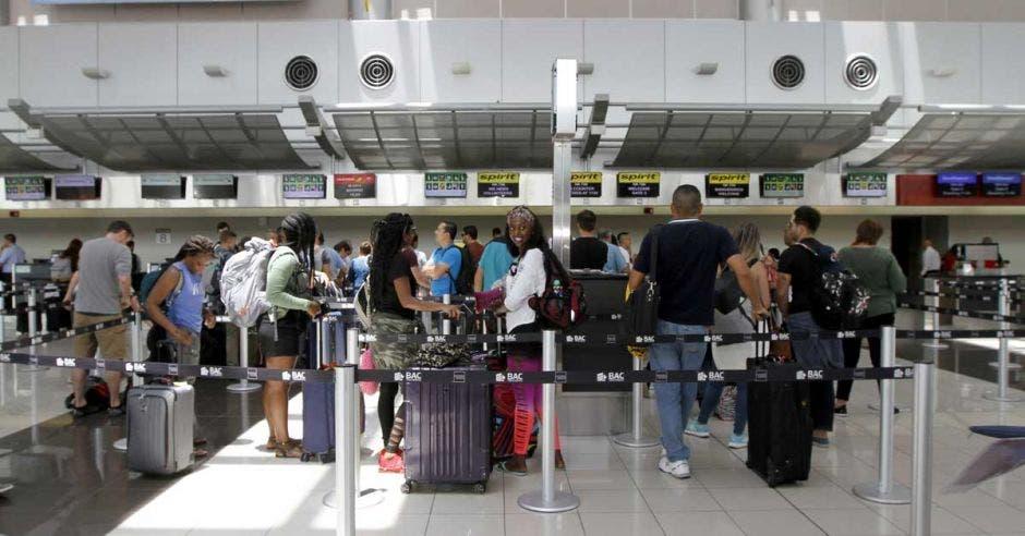 Prohibidas sustancias en polvo en vuelos a Estados Unidos