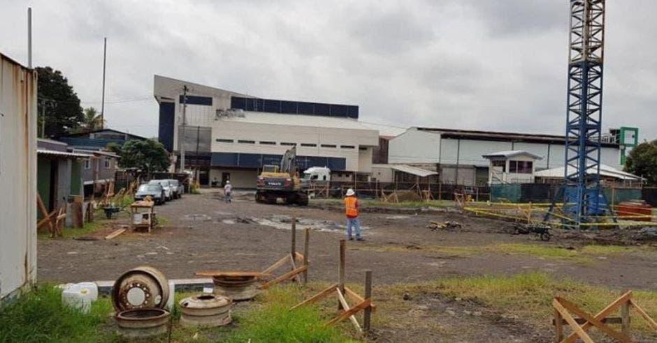 Construcción Centro Nacional FIV