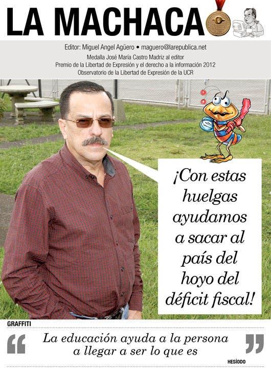 Albino Vargas La Machaca