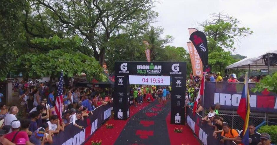 Atletas correrán por paraíso tropical en kölbi IRONMAN 70.3 Costa Rica