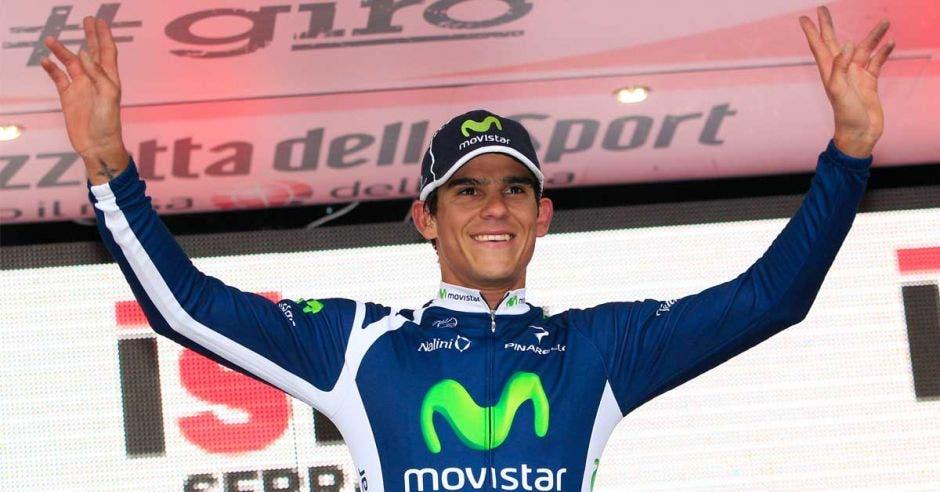 ¡Confirmado! Ciclista tico Andrey Amador competirá en su cuarto Tour de Francia