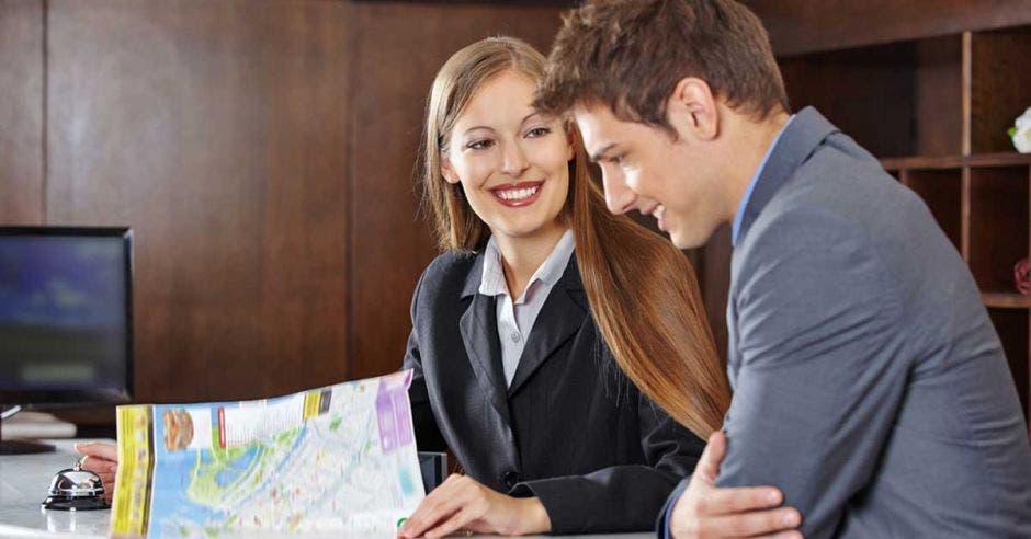 ¿Busca empleo? Feria ofrece puestos en empresas turísticas