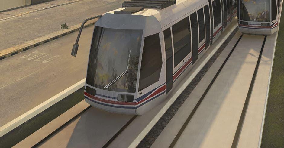 tren-electrico-moderno