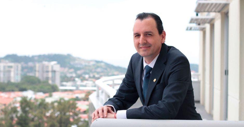 Luis Javier Porras, exvicepresidente del Colegio de Contadores Públicos