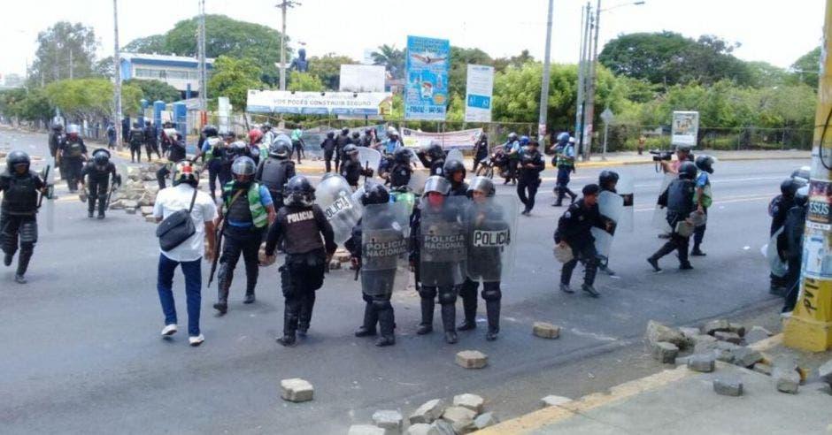 Exportaciones a Nicaragua cayeron 10% por crisis