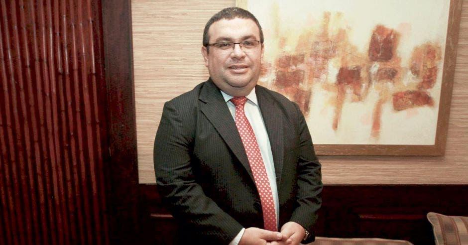 Fernando Rodríguez, exviceministro de Hacienda.