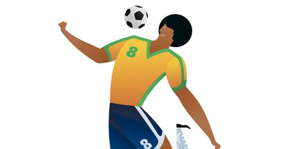 Cinco jugadas futbolísticas para sus finanzas