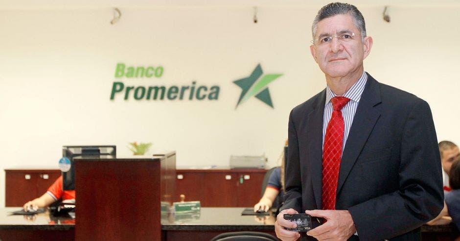 Bernardo Alfaro de Banco Promerica