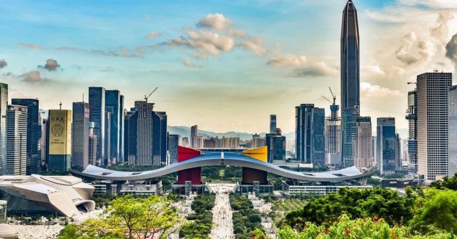 """Shenzhen, el """"Silicon Valley"""" chino."""